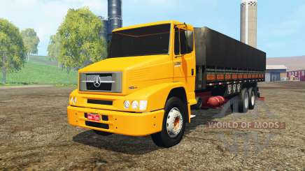 Mercedes-Benz 1620 v0.1 для Farming Simulator 2015