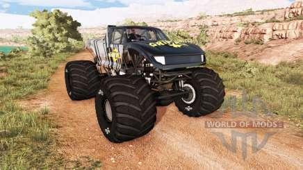 CRD Monster Truck v1.04 для BeamNG Drive