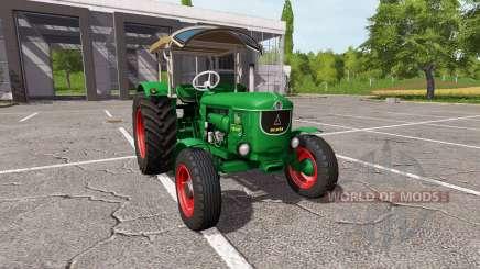Deutz D80 v1.6 для Farming Simulator 2017