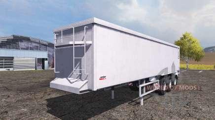 Kroger Agroliner SRB3-35 manure spreader для Farming Simulator 2013