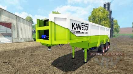 Kaweco Premium Jumbo X73S для Farming Simulator 2015