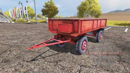 Tipper trailer для Farming Simulator 2013
