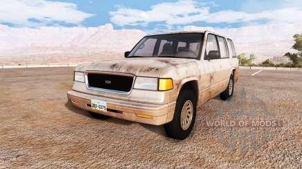 Gavril Roamer rusty v1.1 для BeamNG Drive