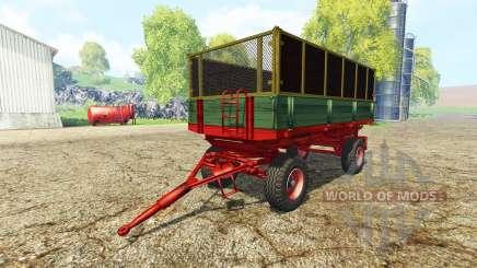 Krone Emsland v3.0 для Farming Simulator 2015