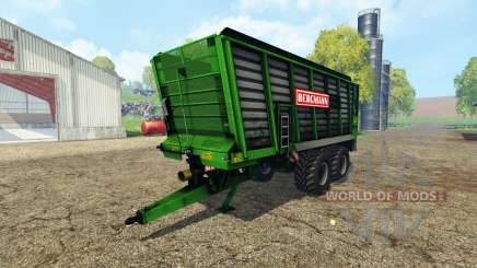 BERGMANN HTW 45 для Farming Simulator 2015