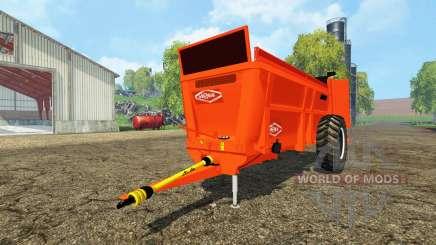 Orenge EV для Farming Simulator 2015