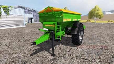 Amazone ZG-B 8200 Ultra Hydro для Farming Simulator 2013