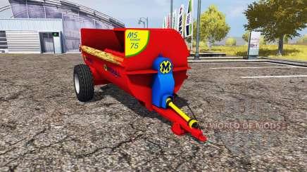 Marshall MS75 для Farming Simulator 2013
