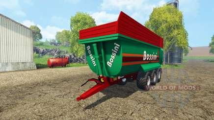 Bossini RA 200-8 для Farming Simulator 2015