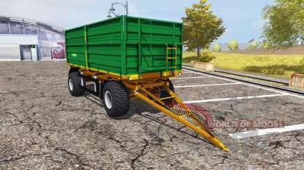 Fuhrmann FF v2.0 для Farming Simulator 2013