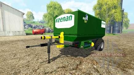 Keenan Mech-Fibre для Farming Simulator 2015