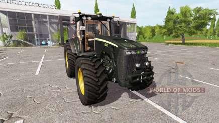 John Deere 8330 black limited для Farming Simulator 2017
