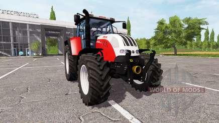 Steyr 6140 CVT для Farming Simulator 2017