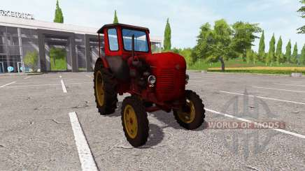 Famulus RS 14-36 v3.2 для Farming Simulator 2017