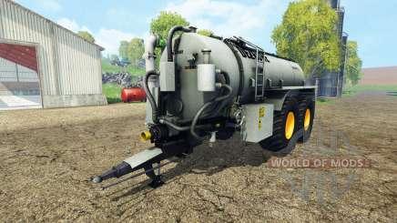 Dezeure Bronto 20 для Farming Simulator 2015