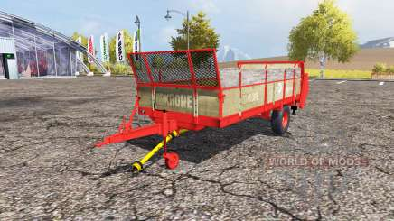 Krone Optimat v3.0 для Farming Simulator 2013