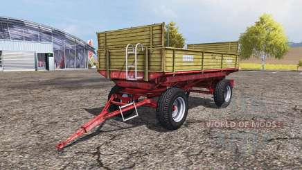Krone Emsland для Farming Simulator 2013