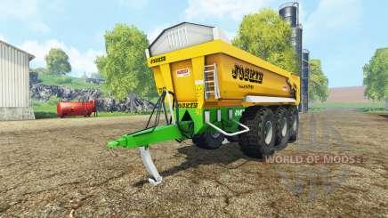JOSKIN Trans-KTP 27-65 для Farming Simulator 2015