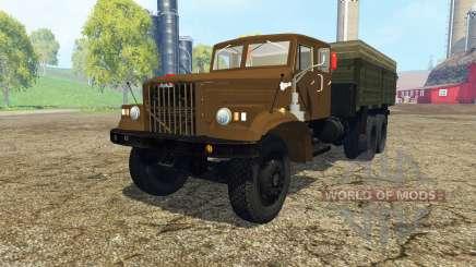 КрАЗ 257 для Farming Simulator 2015