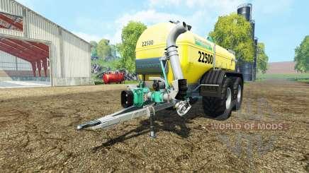 Zunhammer SKE 22.5 PU для Farming Simulator 2015