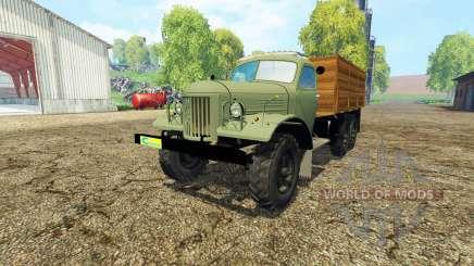 ЗиЛ 157 для Farming Simulator 2015
