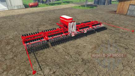 HORSCH Pronto 18 DC v1.2 для Farming Simulator 2015