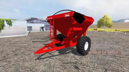 Jan Tanker 10.500 для Farming Simulator 2013