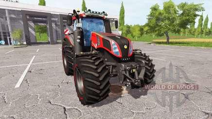 New Holland T8.420 для Farming Simulator 2017