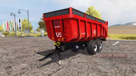 Gilibert 1800 PRO v5.0 для Farming Simulator 2013