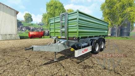 Fliegl TDK 160 plus для Farming Simulator 2015