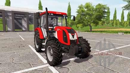 Zetor Proxima 7441 для Farming Simulator 2017
