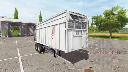 Fliegl ASS 298 для Farming Simulator 2017