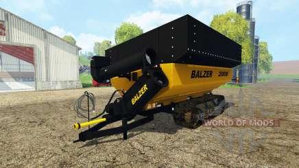 Balzer 2000 для Farming Simulator 2015