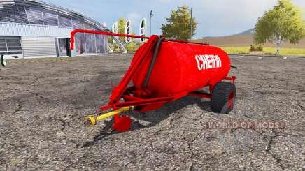 Creina CVC для Farming Simulator 2013