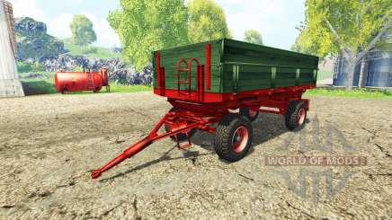 Krone Emsland v2.0 для Farming Simulator 2015