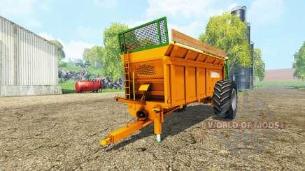 Dangreville для Farming Simulator 2015