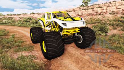 CRD Monster Truck v1.03 для BeamNG Drive