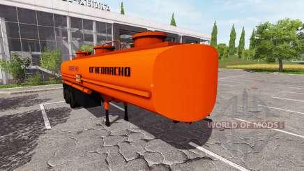 НефАЗ 96742-10-06 для Farming Simulator 2017