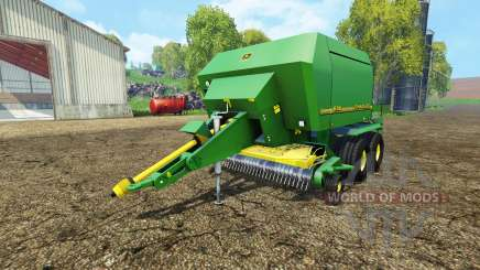 John Deere 690 для Farming Simulator 2015