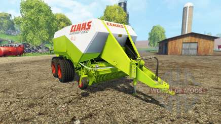 CLAAS Quadrant 2200 RC для Farming Simulator 2015