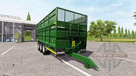 Broughan 22F для Farming Simulator 2017