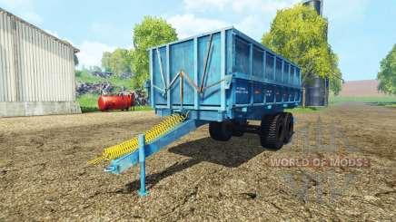 ПСТБ 12 для Farming Simulator 2015