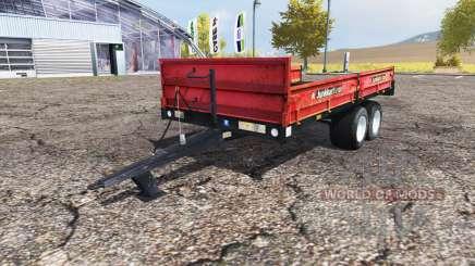Junkkari J120 для Farming Simulator 2013