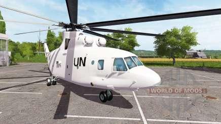 Ми 26 UN для Farming Simulator 2017