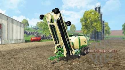 Krone BigPack 1290 Nadal R90 для Farming Simulator 2015