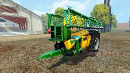 Amazone UX5200 v1.5 для Farming Simulator 2015