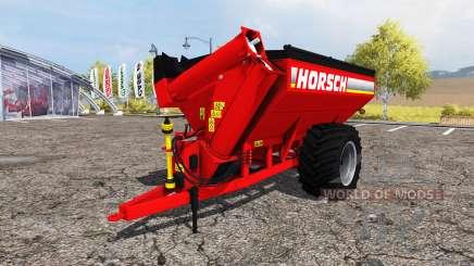 HORSCH UW 160 для Farming Simulator 2013