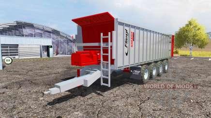 Fliegl Gigant ASW 488 v2.0 для Farming Simulator 2013