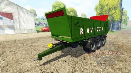 Ravizza Triton 7500 для Farming Simulator 2015