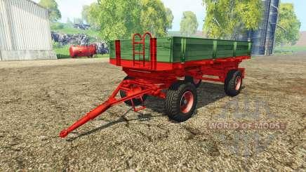 Krone Emsland v3.3 для Farming Simulator 2015